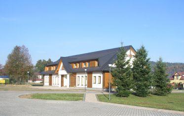 Nowa siedziba Nadleśnictwa Jeleśnia w Jeleśni ul.Suska